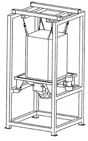 Stanice pro vyprazdňování obřích vaků